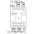 Rievtech PR-E-AC-16DO Relés bővítő modul