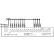 Rievtech PR-26DC-DAI-RT-N Ethernet PLC webszerverrel és beépített MQTT-vel