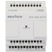 Rievtech PR-E-16DC-DA-TN Tranzisztoros bővítő modul