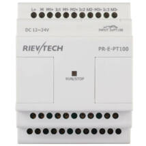 Rievtech PR-E-PT100 Hőmérsékleti jel feldolgozó bővítő modul