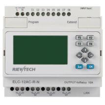 Rievtech ELC-12AC-R-N Ethernet PLC