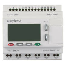 Rievtech PR-18AC-R PLC