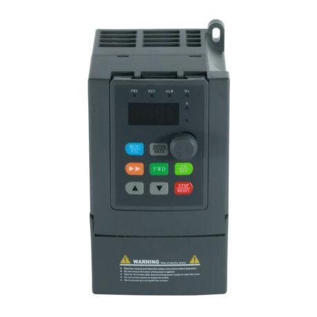 Rievtech RI3000-2S0007G 1 fázisú 0,75 kW frekvenciaváltó