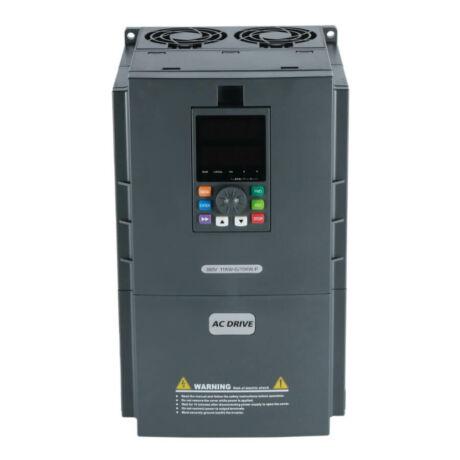 Rievtech RI3000-4T0110G/4T0150P 3 fázisú 11/15 kW frekvenciaváltó