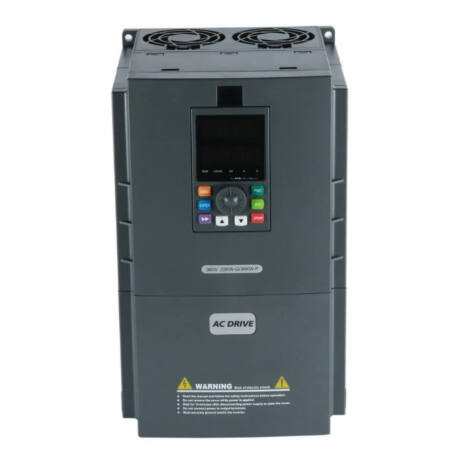 Rievtech RI3000-4T0750G/4T0900P 3 fázisú 55/75 kW frekvenciaváltó