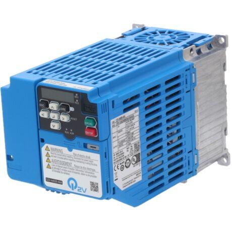 OMRON Q2V-A4012-AAA 4kW 3 fázisú frekvenciaváltó