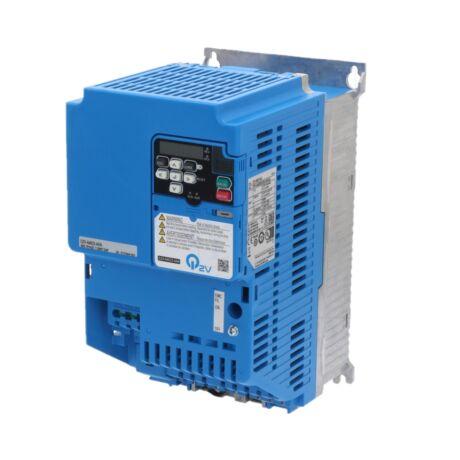 OMRON Q2V-A4023-AAA 7,5kW 3 fázisú frekvenciaváltó