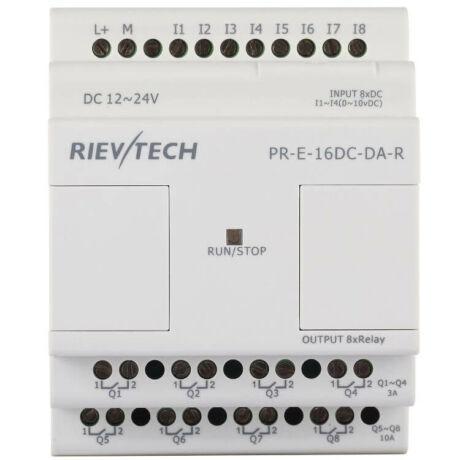 Rievtech PR-E-16DC-DA-R Relés bővítő modul