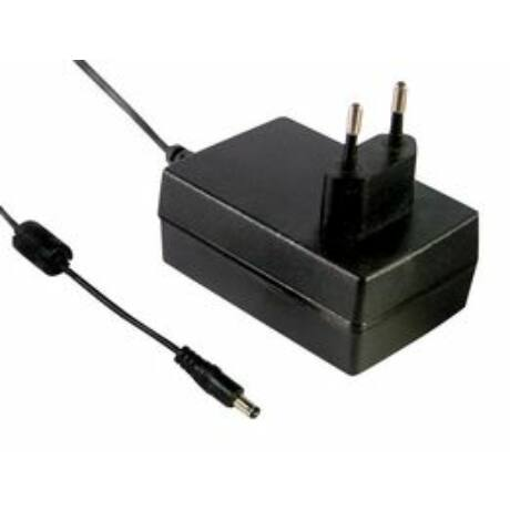 Mean Well 24VDC adapter